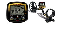 Описание Fisher Gold Bug DP характеристика, параметры. Комплектация Fisher Gold Bug DP